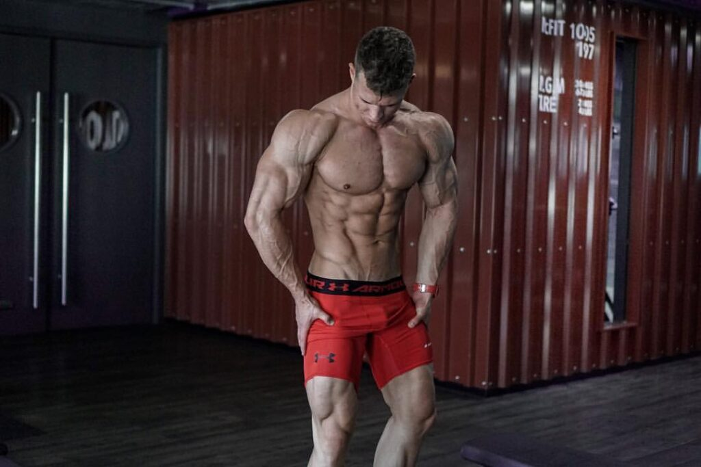 Adam Piwko Bodybuilder FITNESS MODEL, PHOTO, INSTAGRAM
