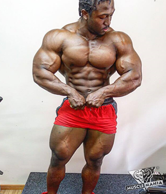 Kwame Duah - Natural Bodybuilder