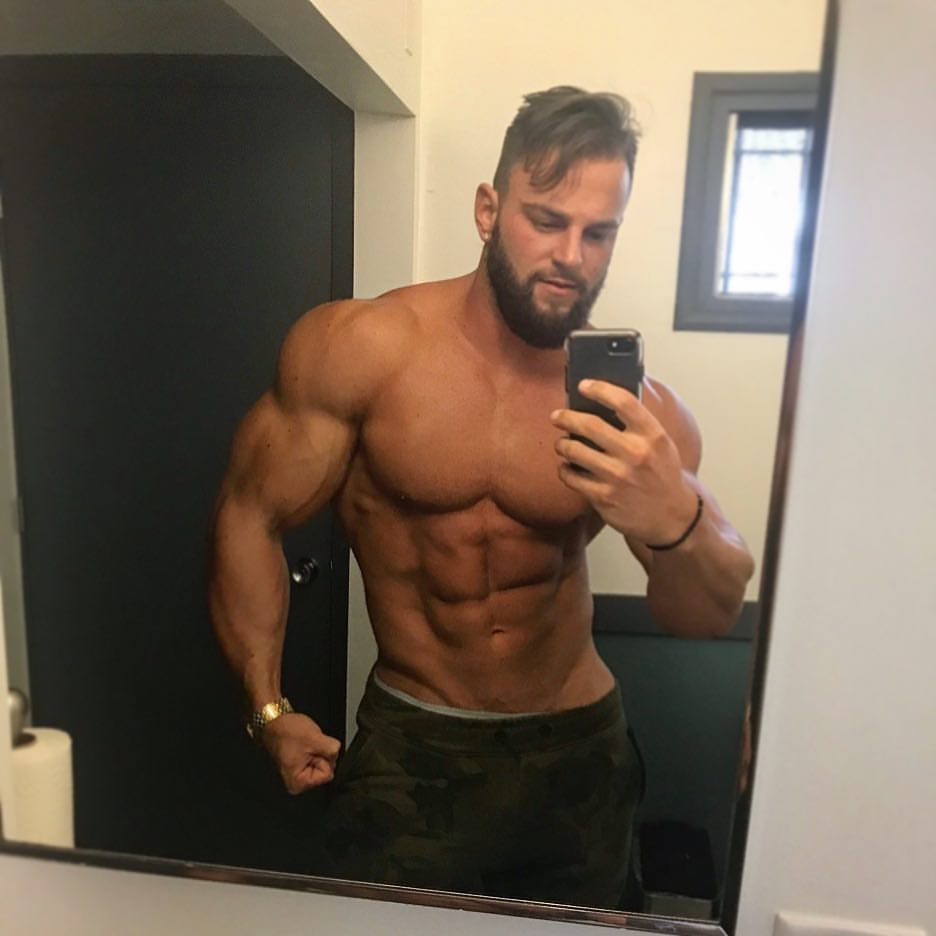 Eric Janicki FITNESS MODEL HEIGHT, WEIGHT, PHOTO, INSTAGRAM