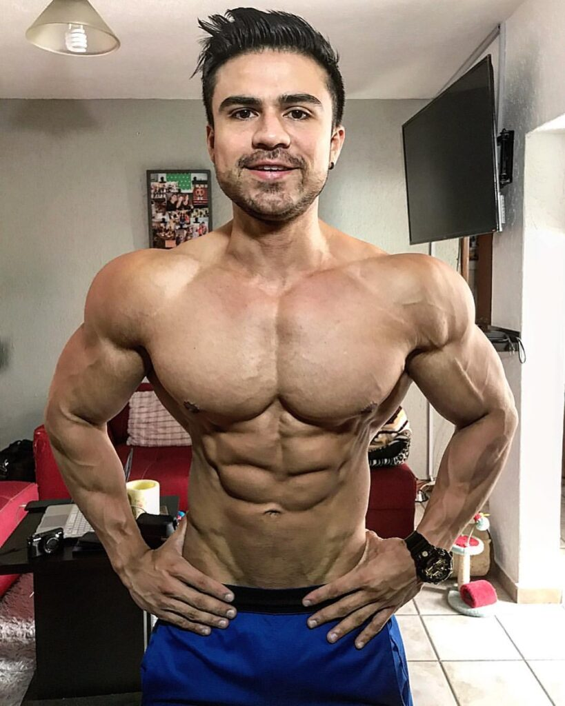 Ismael Martinez FITNESS MODEL, HEIGHT, WEIGHT, PHOTO, INSTAGRAM