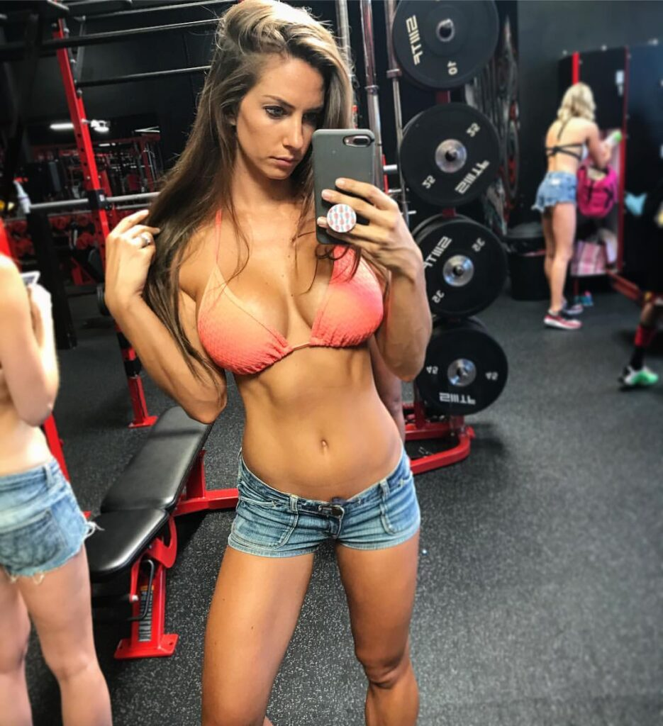 Janna Breslin FITNESS MODEL HEIGHT, WEIGHT, PHOTO, INSTAGRAM