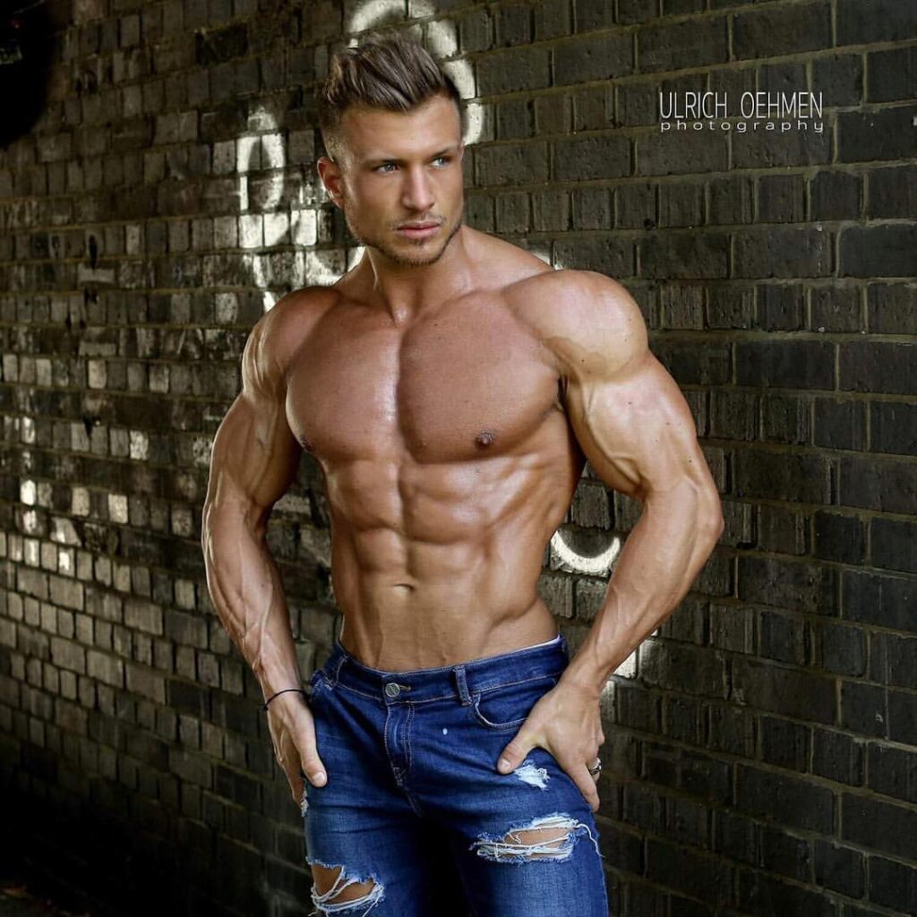 NIGEL CALLAND WBFF FITNESS MODEL, PHOTO, INSTAGRAM