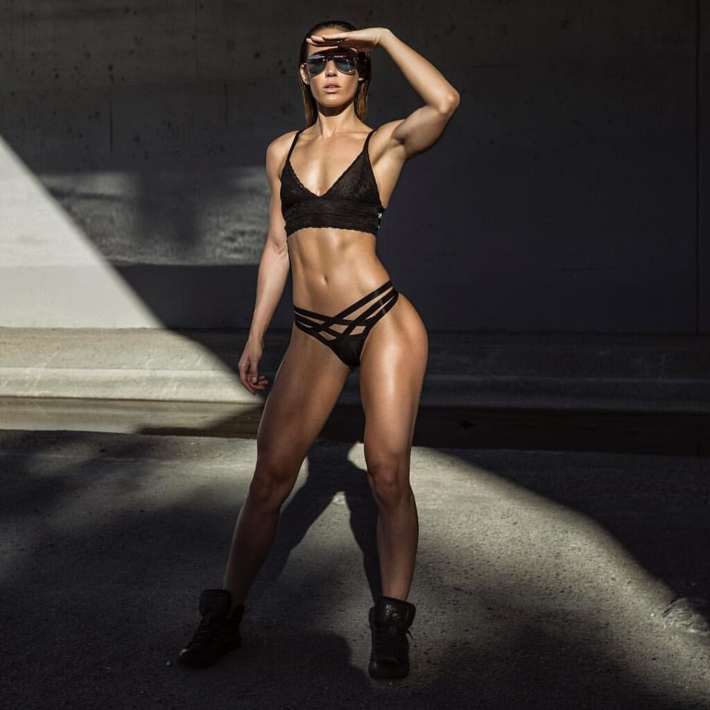 Valentina Lequeux FITNESS MODEL HEIGHT, WEIGHT, PHOTO, INSTAGRAM