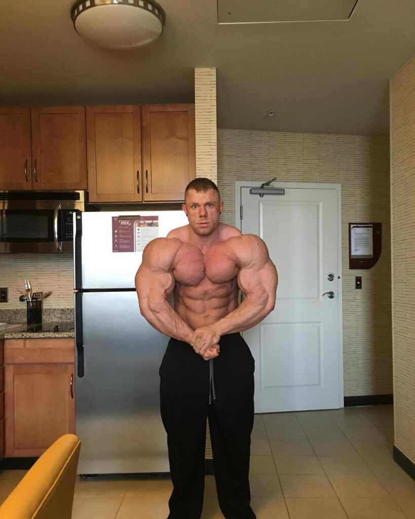 Justin Compton BODYBUILDING IFBB Pro, HEIGHT, WEIGHT, PHOTO, INSTAGRAM