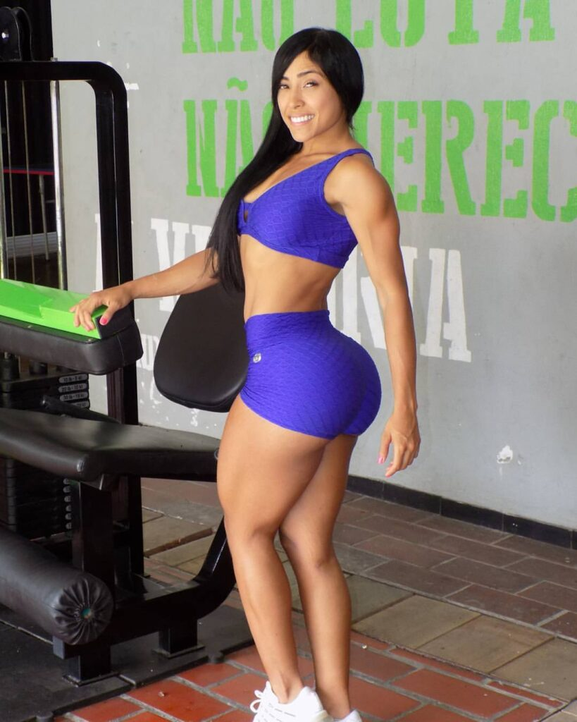 Alejandra Gil fitness MODEL, HEIGHT, WEIGHT, PHOTO, INSTAGRAM