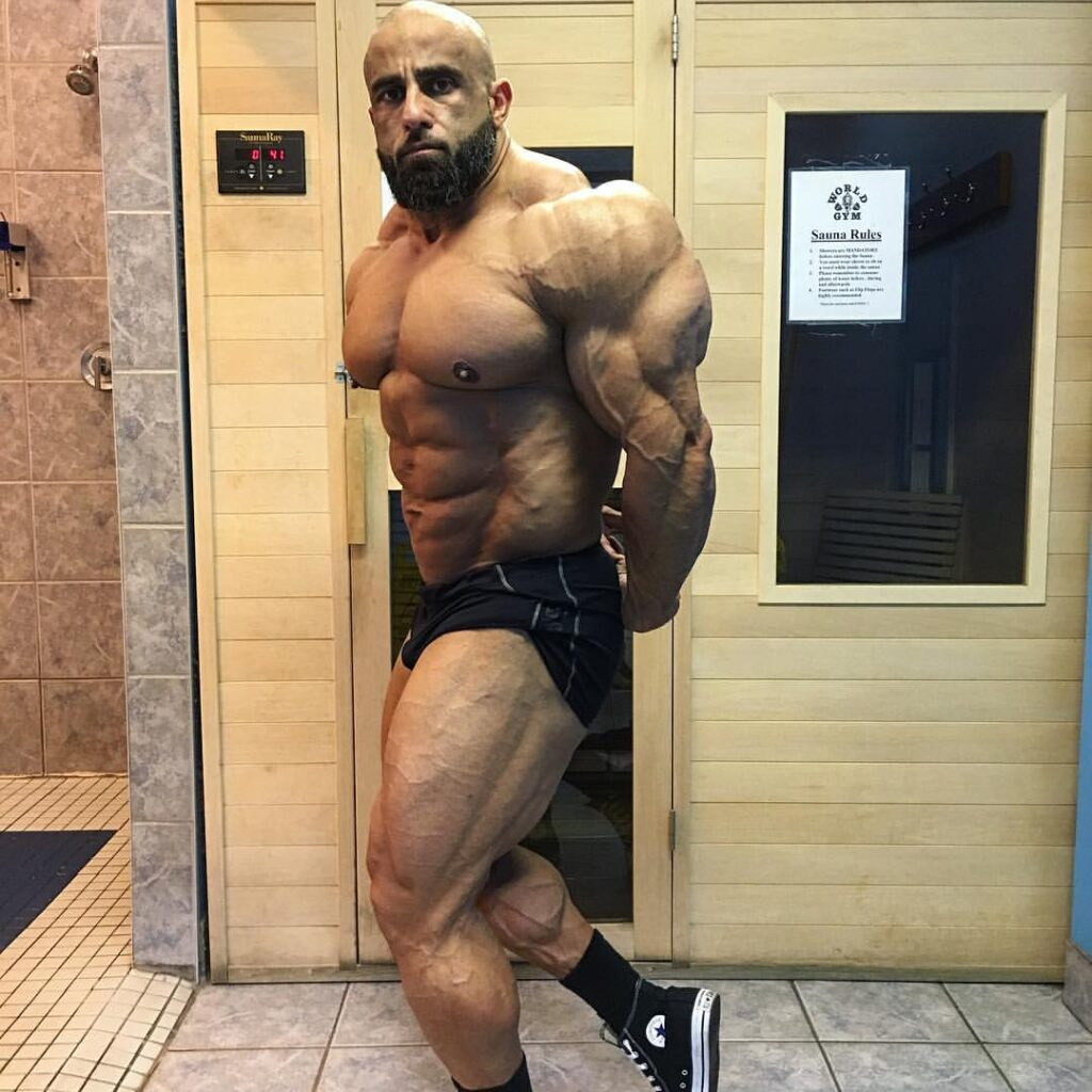 Fouad Abiad BODYBUILDING MODEL, HEIGHT, WEIGHT, PHOTO, INSTAGRAM