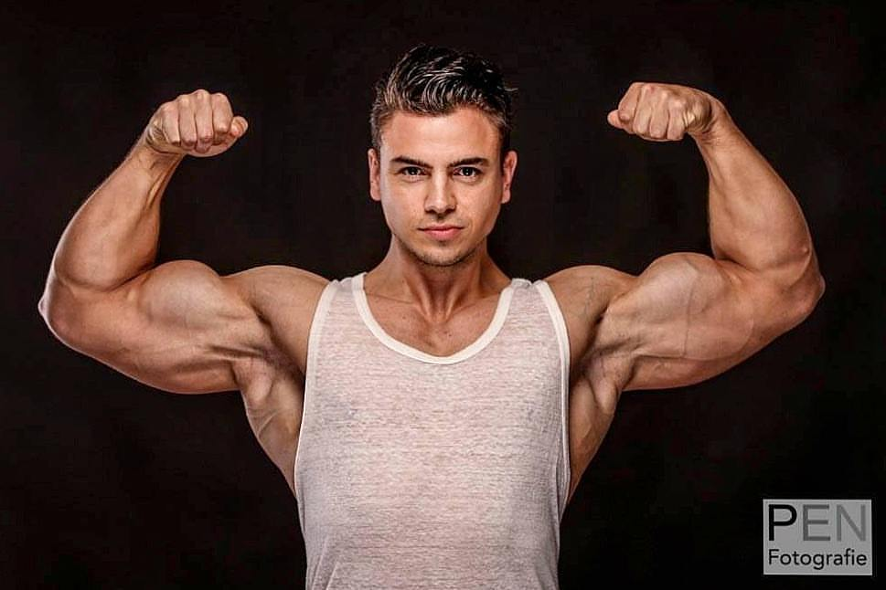 Patrick Teutsch FITNESS MODEL, HEIGHT, WEIGHT, PHOTO, INSTAGRAM