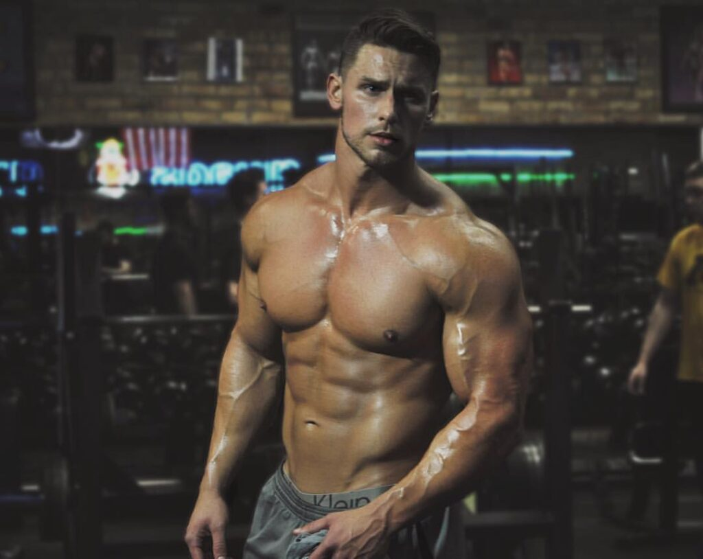 Chase Ketron FITNESS MODEL, HEIGHT, WEIGHT, PHOTO, INSTAGRAM