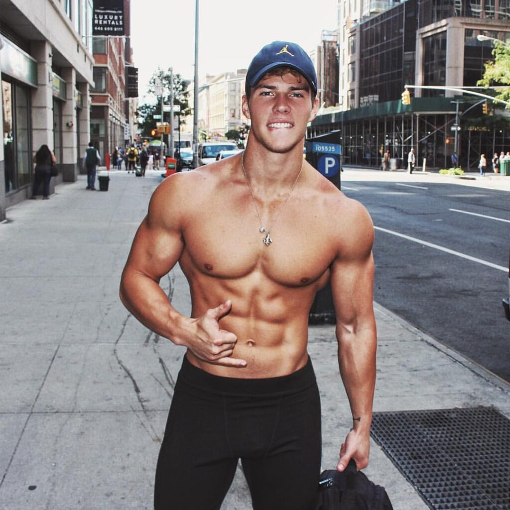 Michael Dean MTV FITNESS MODEL, HEIGHT, WEIGHT, PHOTO, INSTAGRAM