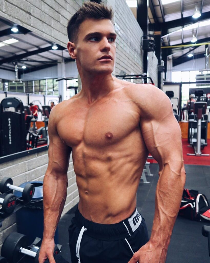 ROB LIPSETT FITNESS MODEL, HEIGHT, WEIGHT, PHOTO, INSTAGRAM