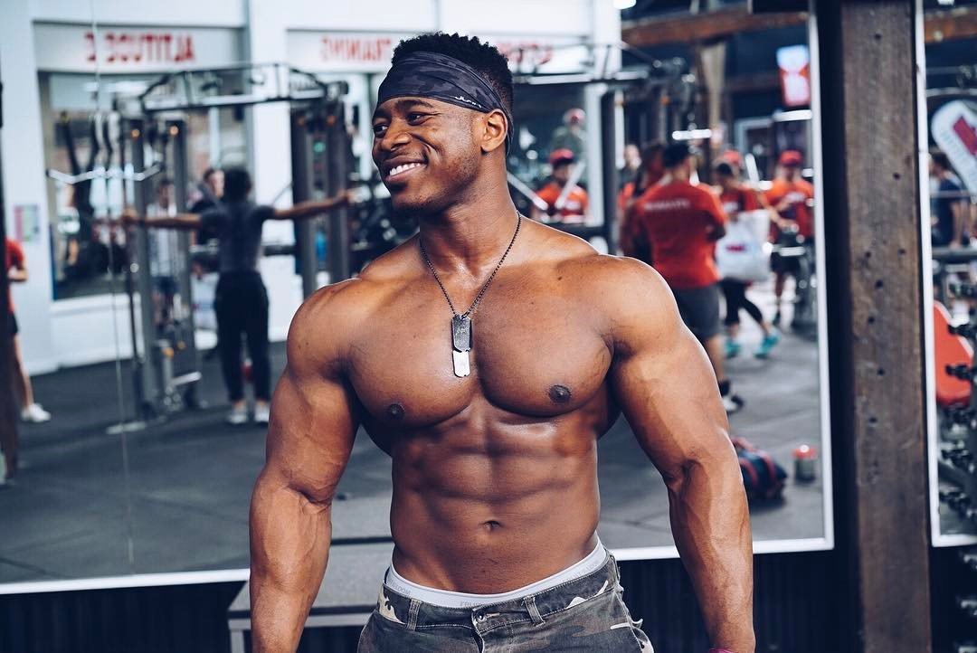 Russel Orhii FITNESS MODEL, HEIGHT, WEIGHT, PHOTO, INSTAGRAM
