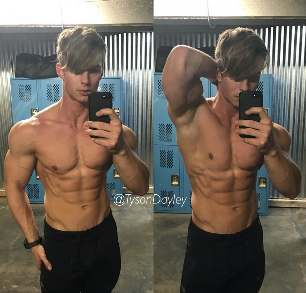 Tyson Dayley FITNESS MODEL, HEIGHT, WEIGHT, PHOTO, INSTAGRAM