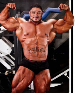 Roelly Winklaar hands mutant